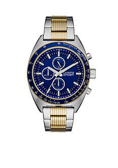 Chaps Men's Rockton Two-Tone Chronograph Watch