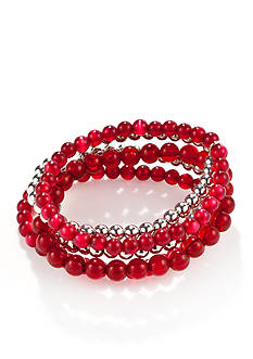 accessory PLAYS Silver-Toned South Carolina Gamecocks Bracelet