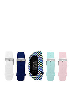 B FIT WATCH Women's Interchangeable Strap Fitness Tracker