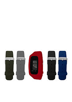 B FIT WATCH Men's Olive/Black/Red/Blue/Grey Straps Fitness Tracker Watch