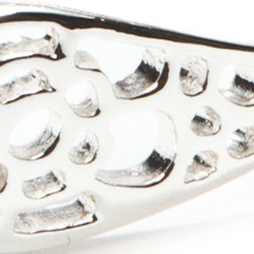 Jewelry & Watches: Vera Bradley Fashion Jewelry: Silver Vera Bradley Delicate Openwork Cuff Bracelet