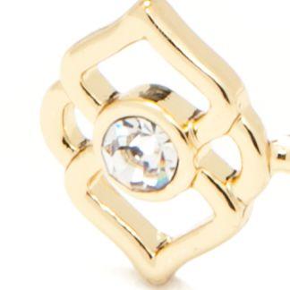 Jewelry & Watches: Vera Bradley Fashion Jewelry: Gold Vera Bradley Signature Cuff Bracelet