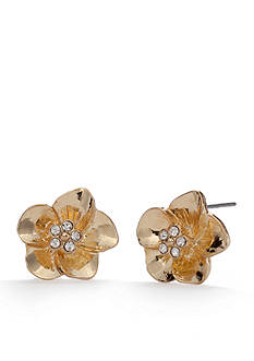 Vera Bradley Petals Stud Earrings