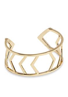 Vera Bradley Triangle Cuff Bracelet