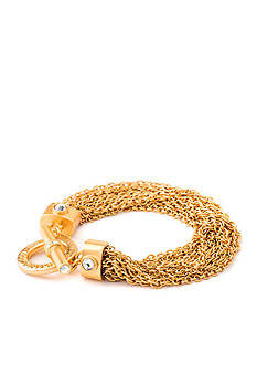 spartina 449 18K Gold-Plated Abundant Chain Bracelet