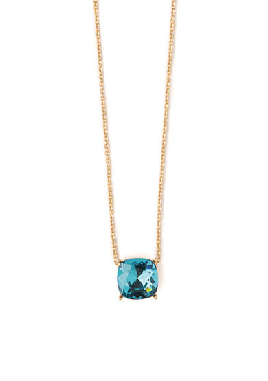 spartina 449 18K Gold-Plated Sea La Vie Healed Ocean Blue Necklace