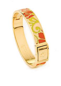 spartina 449 18K Gold Plated Carson Cottage Bangle Bracelet
