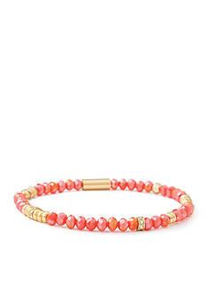 spartina 449 18K Gold-Plated Stretch Bracelet