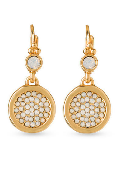 spartina 449 18K Gold-Plated Drop Earrings
