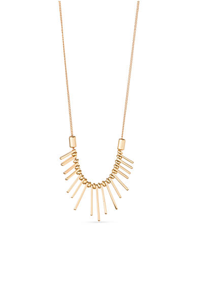 spartina 449 Gold-Tone Ray 27 Necklace