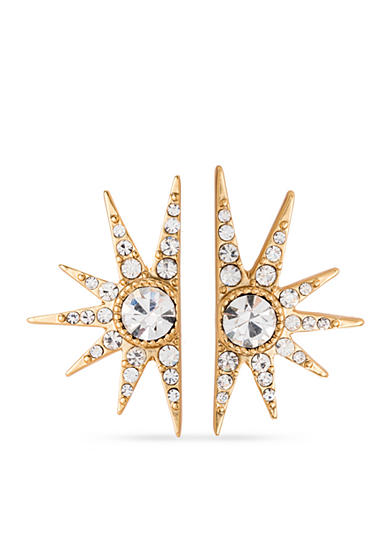 spartina 449 18K Gold-Plated Star Light Stud Earrings