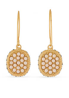 spartina 449 18K Gold-Plated Southern Belle Drop Earrings