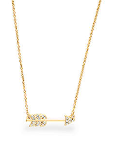 spartina 449 18K Gold-Plated Sea La Vie Necklace 18 Seek Arrow Strand Necklace