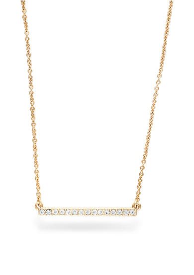 spartina 449 18K Gold-Plated Sea La Vie Hope and Horizon Strand Necklace