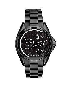 Michael Kors Connected Bradshaw Black IP Smartwatch