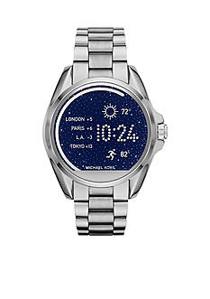 Michael Kors Connected Bradshaw Stainless-Steel Smartwatch