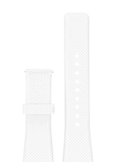 Michael Kors Connected Women's Bradshaw White Silicone Strap