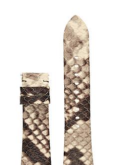 Michael Kors Connected Women's Bradshaw Python Strap
