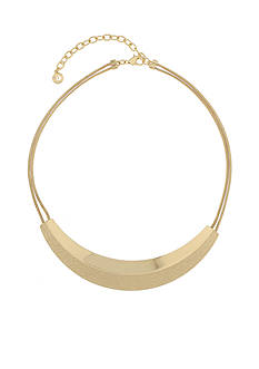 Gloria Vanderbilt Gold-Tone Statement Necklace