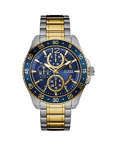 GUESS Men's Multi Colored Multi-Function Sport Watch