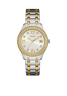 GUESS Women's Two-Tone Watch