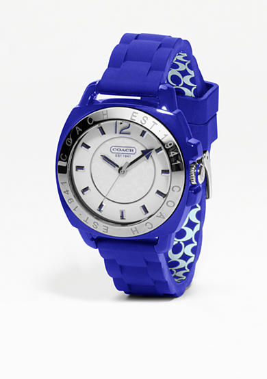 COACH BOYFRIEND SILICON RUBBER WATCH