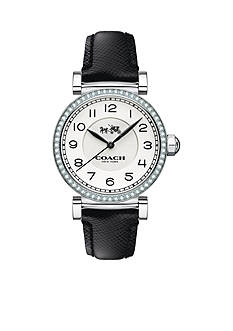 COACH Women's Madison Fashion Stainless Steel Strap Watch