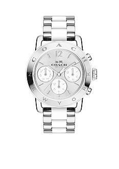 COACH Women's Legacy Sport Stainless Steel Bracelet Watch