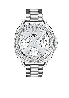 COACH Women's Tatum Stainless SteelBracelet Watch