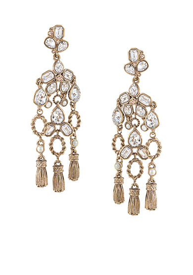 Carolee Large Chandelier Earring