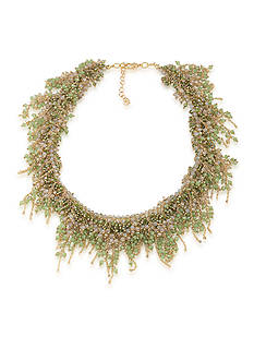 Carolee Gold-Tone Collar Necklace