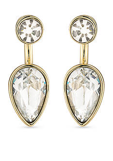 Carolee Gold-Tone ABS Bitter Sweet Earring