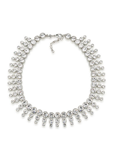 Carolee Broadway Lights Dramatic Collar Necklace<br>