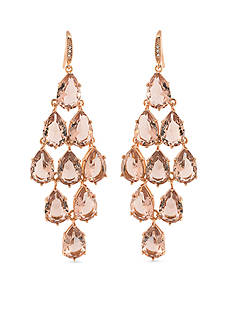 Carolee Pocket Park Chandelier Earrings