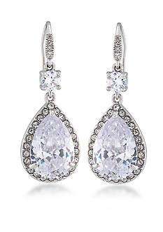 Carolee Prospect Park Double Drop Earrings
