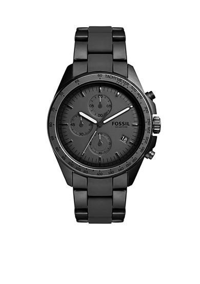 Fossil® Men's Sport 54 Chronograph Stainless Steel Watch