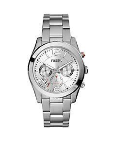 Fossil Perfect Boyfriend Stainless Steel Multifunction Watch