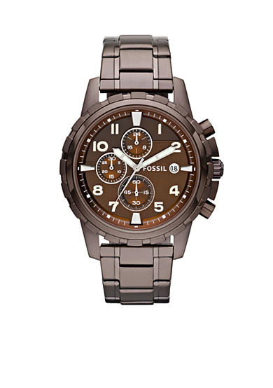Fossil&reg; Dean Stainless Steel Watch<br>