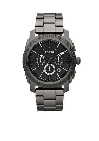 Fossil® Machine Stainless Steel Watch
