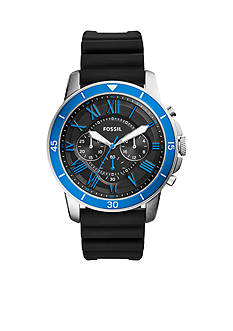 Fossil® Grant Sport Chronograph Silicone Watch