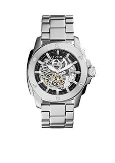 Fossil Modern Machine Stainless Steel Automatic Watch