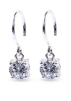 Anne Klein Cubic Zirconia Drop Earring