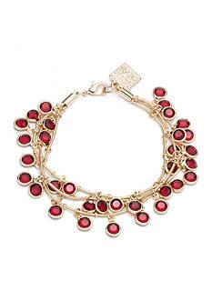 Anne Klein Gold-Tone Siam Bracelet