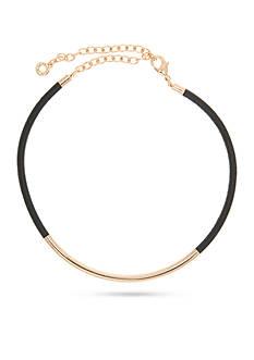 Anne Klein Gold-Tone Choker Necklace