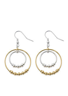 Kim Rogers® Meagan Gypsy Hoop Earrings