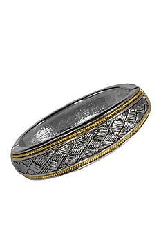 Kim Rogers® Artisan Inspired Cuff Bracelet