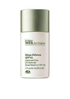 Dr. Andrew Weil for Origins™ Mega-Defense Advanced Daily UV Defender SPF 45
