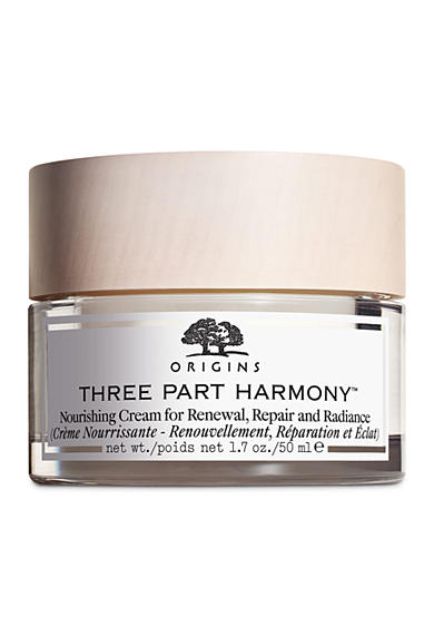 Origins Three-Part Harmony™ Nourishing Cream for Renewal, Repair and Radiance