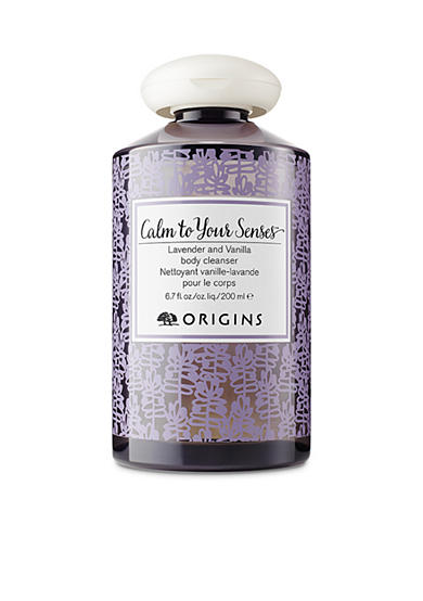 Origins Calm to Your Senses Lavender and Vanilla Body Cleanser