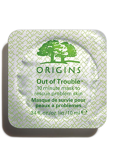 Origins Out Of Trouble® 10 Minute Mask Pod To Rescue Problem Skin
